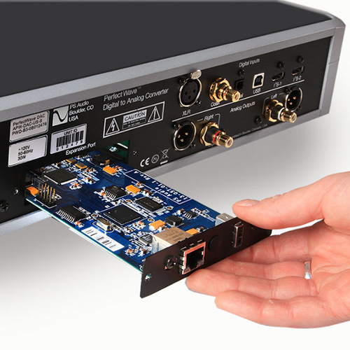 картинка ЦАП / DAC PS Audio PerfectWave DAC +  PerfectWave Bridge от магазина Pult.by