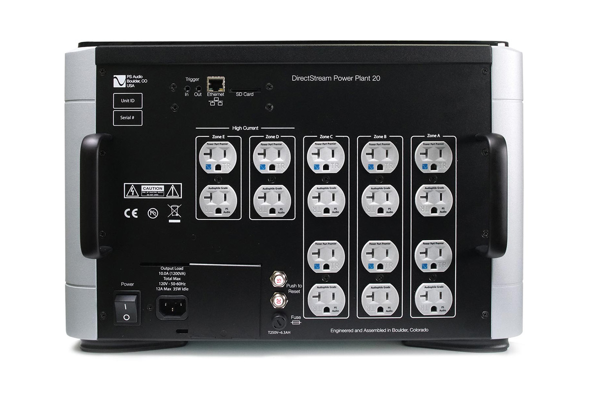 картинка Регенератор PS Audio DirectStream Power Plant 20 от магазина Pult.by