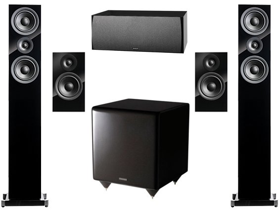 AUDIO PRO Image 5.1 Speaker Set No2