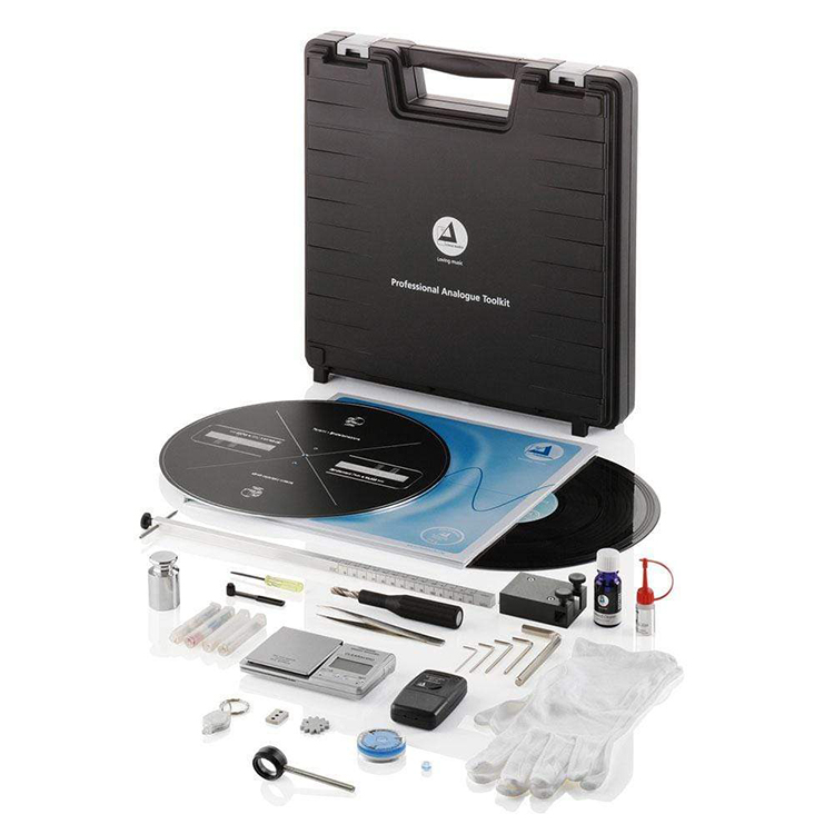 картинка Аксессуар Clearaudio Professional Analogue Toolkit  от магазина Pult.by